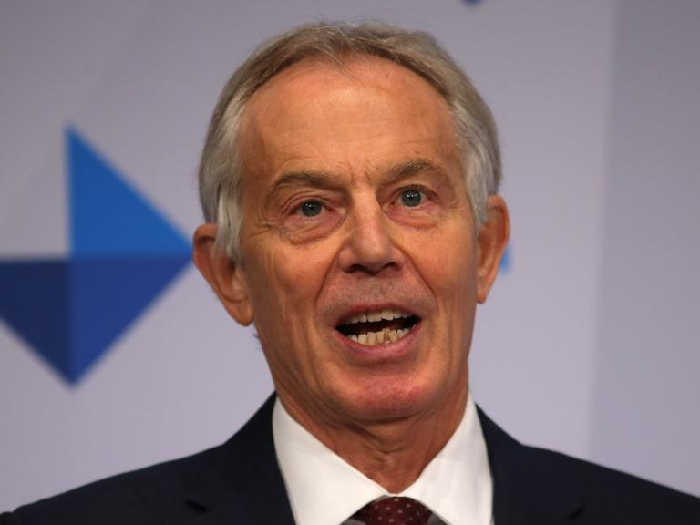 Brexit: Tony Blair throws weight behind Put it to the People march - 'We should have the right to think again'