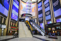 <p>Cineworld, the UK's leading cinema chain, officially introduced cinemagoers last night to the newly expanded cinema at The O2 which includes three new VIP screening rooms and a 4DX auditorium.<br>(Cineworld) </p>