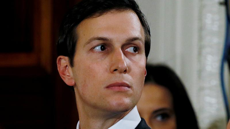 Officials Couldn't Believe How Botched Jared Kushner's Clearance Forms Were