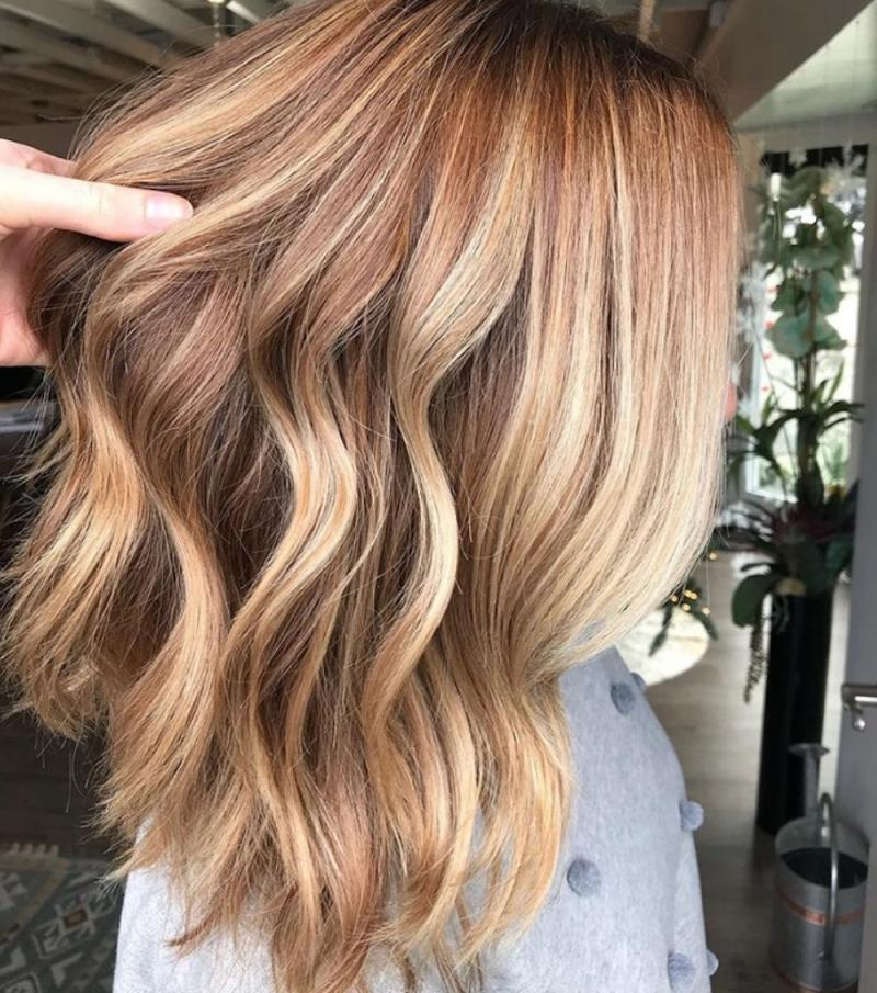 Cider And Spice Is The Hot New Hair Color For Winter And Its