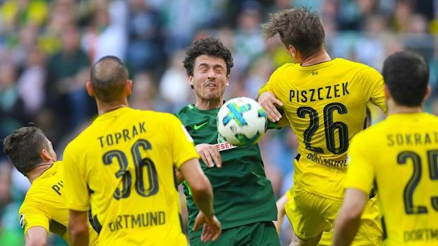 An Thomas Delaney zeigt Borussia Dortmund Interesse