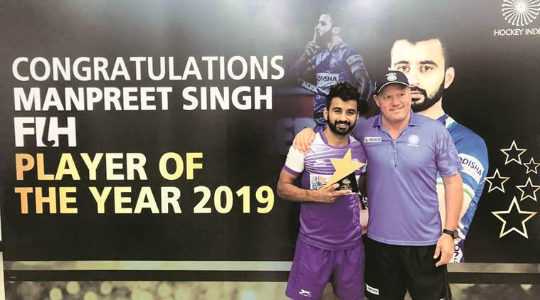 manpreet singh, manpreet singh FIH Male Player of the Year, FIH Male Player of the Year, indian captain manpreet singh, indian hockey captain, indian hockey, fih, fih awards, hockey news