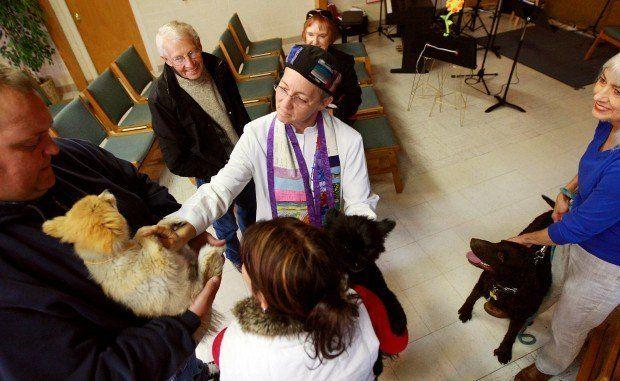 Rev. Dee Lundberg has served at the United Church of Christ in Casper, Wyoming, for nine years.