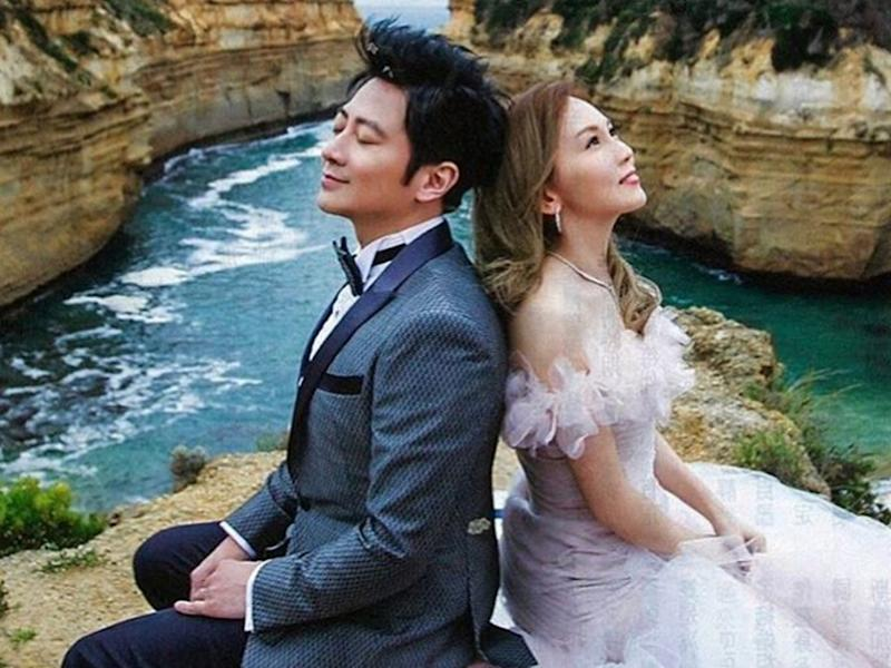 Eric Suen reveals why he married Macy Chan