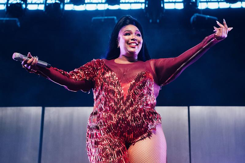 Lizzo Says She Loves 'Normalizing the Dimples' on Her Butt and 'Lumps' on Her Thighs