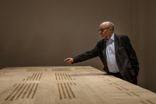 <p>Secret Holocaust-era archive on display in Poland</p>