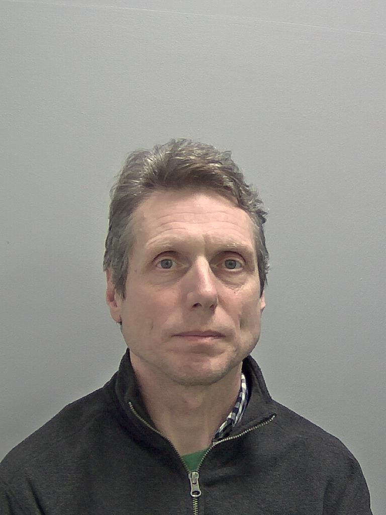 Blackwell admitted a string of sex crimes. (West Midlands Police)