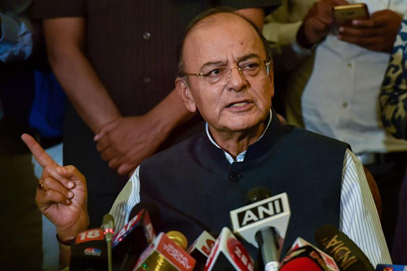 Jaitley Offers to Make Up for Lack of Special Status to AP After Chandrababu Naidu Puts BJP on Notice