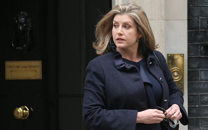 Penny Mordaunt said Britain 'will push the EU on implementing their obligations under the terms of the agreement' - Isabel Infantes/AFP