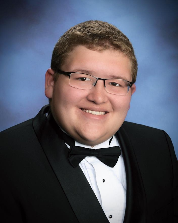 Adam Oakes, 19, was a freshman at Virginia Commonwealth University when he died earlier this year.