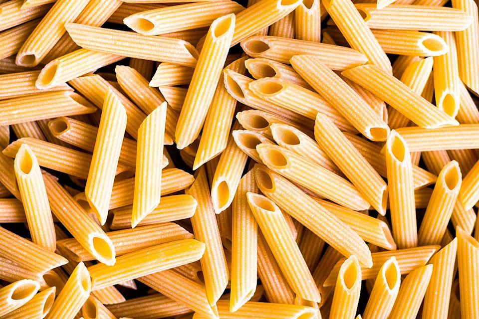 "<p>Making homemade, fresh pasta can be fun, sure, and the end result is sure to be delicious. But the process is time-consuming. ""You don't need to make pasta from scratch if you get high quality pasta,"" Chef Erik Pettersen, owner of <a href=""https://evoitalian.com/"" rel=""nofollow noopener"" target=""_blank"" data-ylk=""slk:Evo Italian"" class=""link rapid-noclick-resp"">Evo Italian</a>, tells Woman's Day. ""I import my pasta from Italy. You can pair store-bought pasta with homemade sauce and homemade meatballs to add your signature flavor and a personal touch to the meal."" </p>"