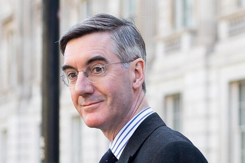 Lesson: Jacob Rees-Mogg (Photo by Luke Dray/Getty Images): Getty Images