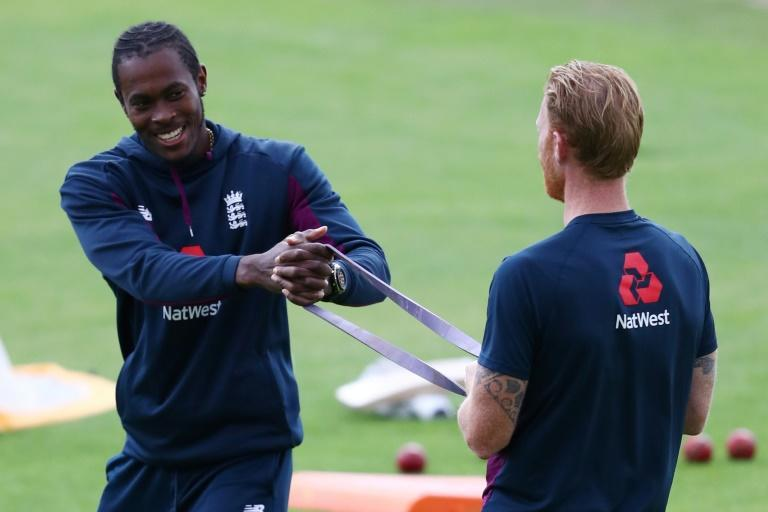 Jofra Archer (left) and Ben Stokes will miss the one-day international leg of England's tour of South Africa
