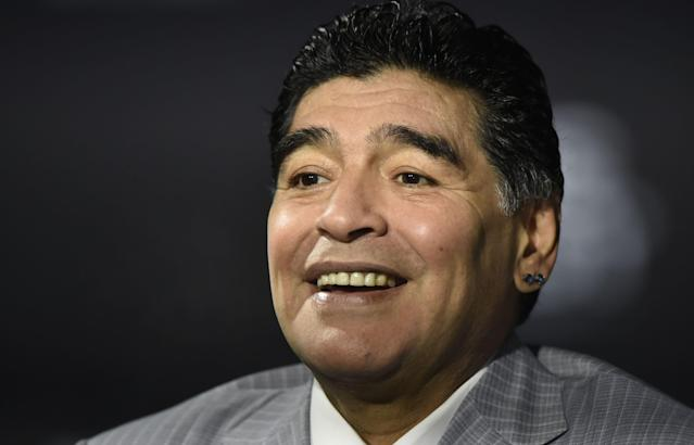 Diego Maradona believes North America is unfit to host the men's 2026 World Cup for a number of reasons. (Capital)