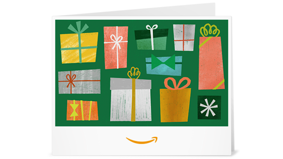 Best gifts for college students: Amazon gift card