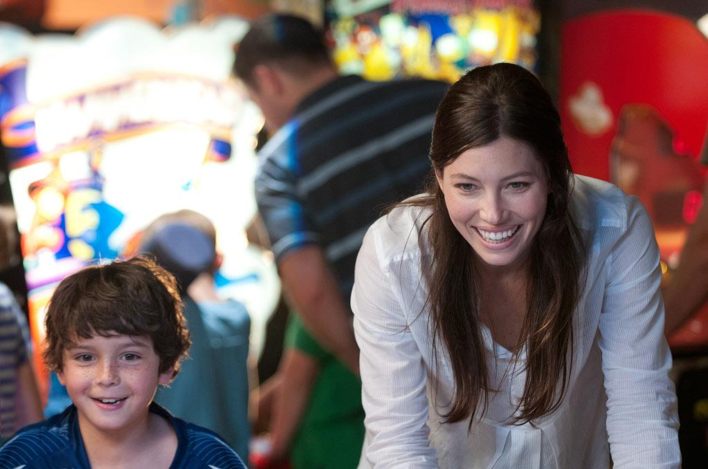 """Jessica Biel in FilmDistrict's """"Playing for Keeps"""" - 2012"""