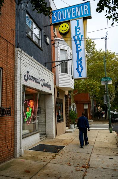 Souvenir Jewelry is located in South Philly, which has been in the crosshairs of the opioid epidemic