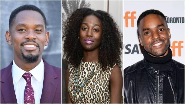 From left: Aml Ameen (I May Destroy You), Mouna Traoré (The Umbrella Academy) and Ronnie Rowe Jr. (Pretty Hard Cases) are taking lead roles in the series.  (Jeff Spicer/Getty Images, Jerod Harris/Getty Images for James Perse, Emma McIntyre/Getty Images - image credit)