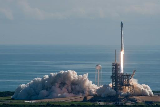 SpaceX-Rakete Falcon 9