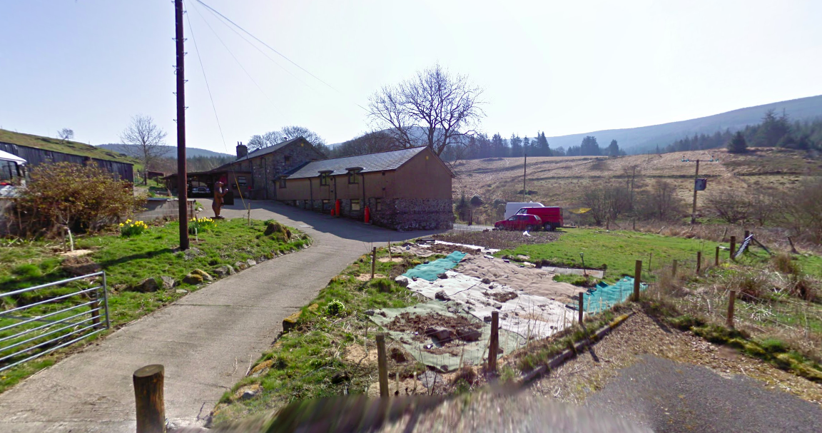 The owner of the Blaeneinion eco-retreat in Wales has banned anyone who has had the COVID vaccine. (Google)