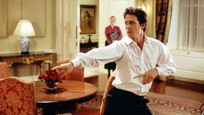 Hugh Grant in Love Actually (Photo: Universal)