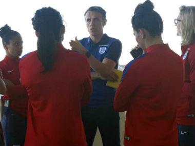FIFA Women's World Cup 2019: England coach Phil Neville says his team 'can't be scared' of occasion, needs to charge forward