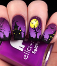 """<p>Recreate a spooky graveyard scene from every horror movie. <a href=""""https://www.instagram.com/p/B3_AkntpRnt/"""" rel=""""nofollow noopener"""" target=""""_blank"""" data-ylk=""""slk:Nail artist Gracie has a video tutorial"""" class=""""link rapid-noclick-resp"""">Nail artist Gracie has a video tutorial</a> showing how she did the manicure by hand, but if you're not an artist yourself, there are easy stencils that will help you out!</p><p><a class=""""link rapid-noclick-resp"""" href=""""https://go.redirectingat.com?id=74968X1596630&url=https%3A%2F%2Fwww.etsy.com%2Flisting%2F250568544%2Fgraveyard-stencils-for-nails-halloween&sref=https%3A%2F%2Fwww.oprahdaily.com%2Fbeauty%2Fskin-makeup%2Fg33239588%2Fhalloween-nail-ideas%2F"""" rel=""""nofollow noopener"""" target=""""_blank"""" data-ylk=""""slk:SHOP STENCIL"""">SHOP STENCIL</a></p>"""