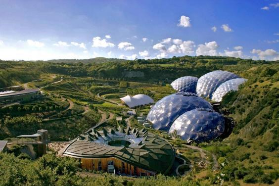 The Eden Project' (Eden Project/Facebook)