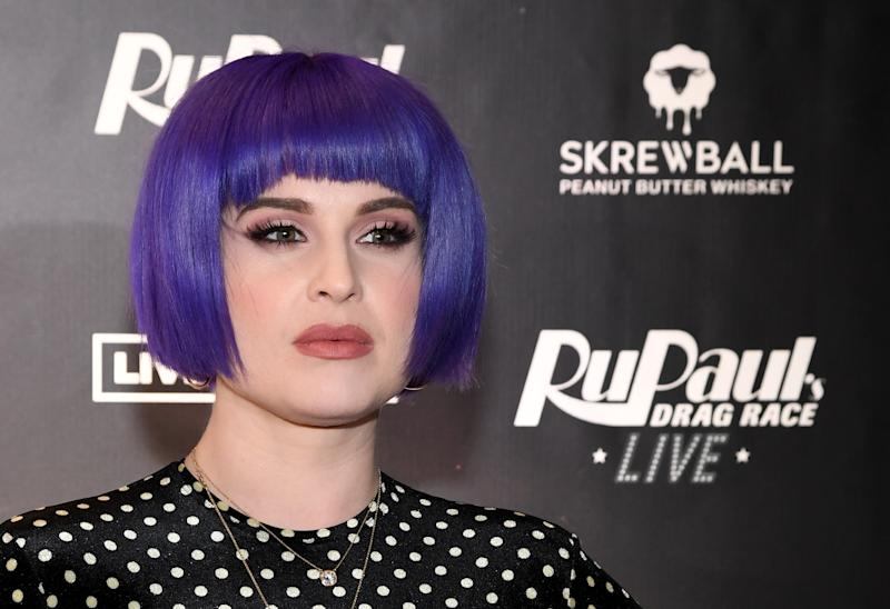 """Kelly Osbourne attends the world premiere of """"RuPaul's Drag Race Live!"""" at Flamingo Las Vegas on January 30, 2020 in Las Vegas, Nevada. (Photo by Ethan Miller/Getty Images)"""