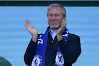 Chelsea's Russian owner Roman Abramovich turned his club into a superpower (AFP/Ben STANSALL)
