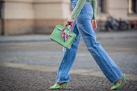 "<p>Being tall is a good thing—until it comes to <a href=""https://www.marieclaire.com/fashion/g32365978/best-denim-brands/"" rel=""nofollow noopener"" target=""_blank"" data-ylk=""slk:buying denim"" class=""link rapid-noclick-resp"">buying denim</a>. At least, that's what I learned from my best friend in high school, who would regularly be brought to tears in the fitting rooms on our mall escapades. You see, back in the early aughts, jeans for tall women were not a thing. (That was particularly tough during the <a href=""https://www.marieclaire.com/fashion/a32092996/types-of-jeans/"" rel=""nofollow noopener"" target=""_blank"" data-ylk=""slk:dawn of bootcut era,"" class=""link rapid-noclick-resp"">dawn of bootcut era,</a> when grinding your hems under the soles of your Steve Madden flatforms was part of the aesthetic—but I digress.) Today I meet you with my 2021 self, and with some 2021 news, which is this: While jeans for tall people are still hard to come by, things have gotten better for the long-legged among us. To compile this list, I tapped all my tallest and chicest friends, many of who are not riddled with angst anymore. Now, there are a lot of great jeans for tall women!</p><p>To determine if a brand carries jeans that will fit, remember that it's all about the inseam, a.k.a. the length of the seam from your crotch to the hem of your jean. If you're average height—or shorter than about 5'9""–most brands think around a 28"" inseam will do you just fine. But if you're on the tall side, you'll want to look for inseams 30"" or above, especially if you're after wide-leg, bootcut, or slouchy fits. Ahead, nine brands who offer extended inseams for either every single silhouette of denim offered, or enough that we were left thoroughly impressed. </p>"