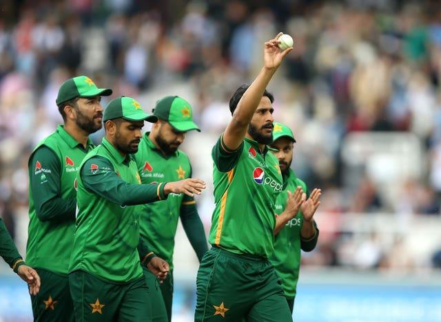 Hasan Ali claimed five wickets for Pakistan