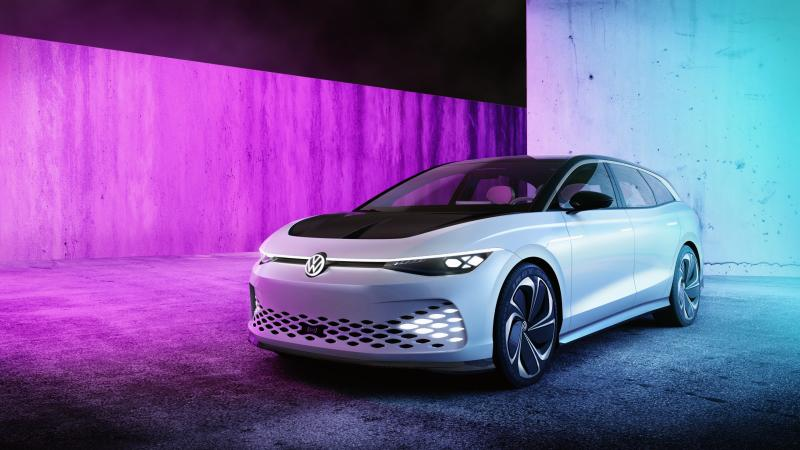 The ID Space Vizzion by Volkswagen