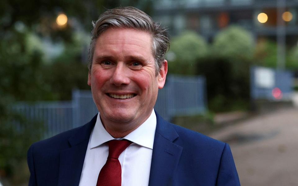 Britain's opposition Labour Party leader Keir Starmer - Reuters
