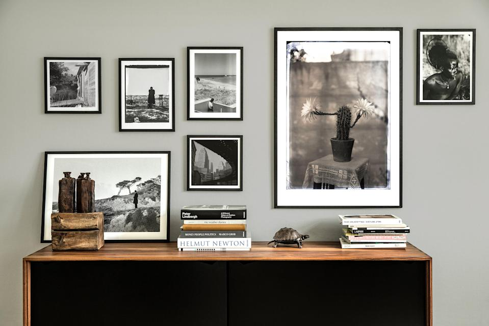 """<p>The new online-only venture sells limited-edition """"museum-standard"""" black and white photographic prints</p> (Eyeeye.me)"""