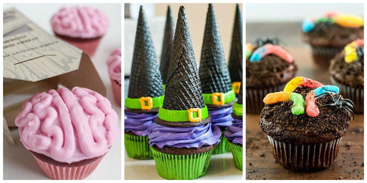 <p>There's never a better time than Halloween to indulge your sweet tooth.<span></span></p>