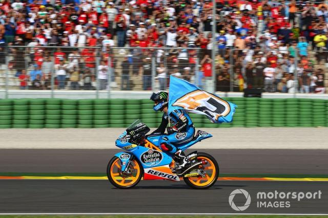 """Alex Rins 6 victorias con KTM <span class=""""copyright"""">Gold and Goose / Motorsport Images</span>"""