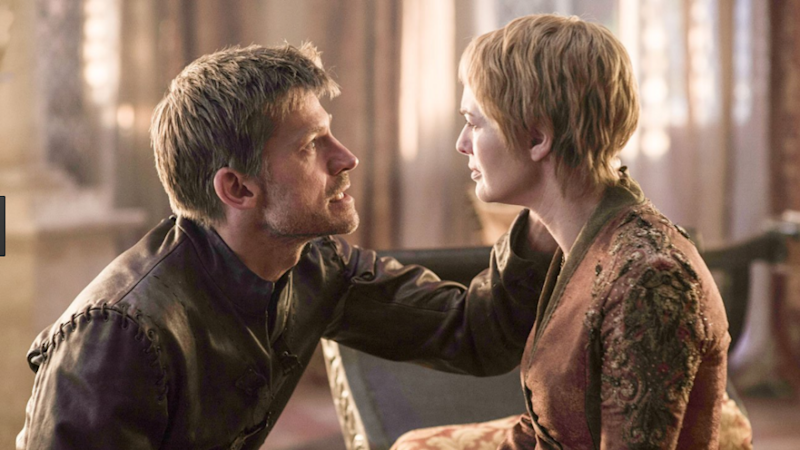 Will Jamie end up killing his evil twin sister/lover? Source: HBO