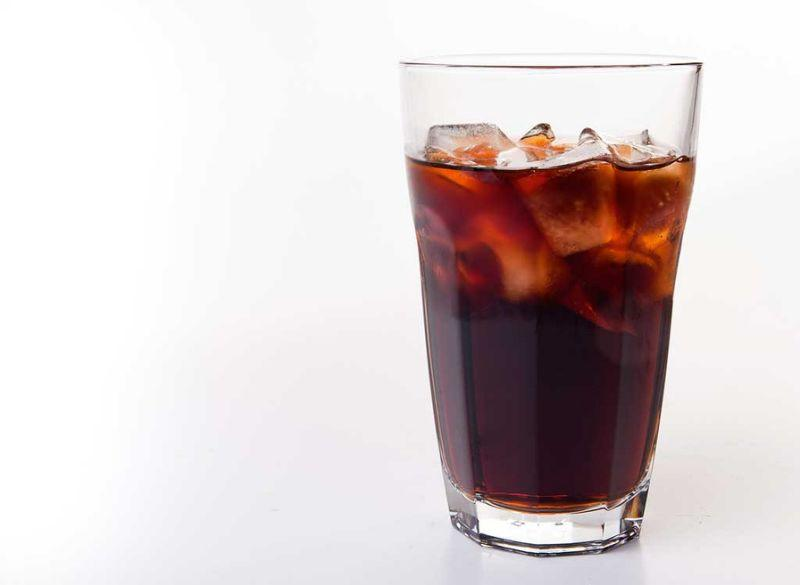 """<p>Diet soda is a slippery slope. """"People get hooked on the fizziness while the artificial sweeteners added can disrupt the hormones that regulate appetite, so you crave more food,"""" explains DeFigio. """"Aspartame is about 200 times sweeter than sugar. Our taste buds get desensitized to sweet tastes, so over time we need to experience sweeter and sweeter substances in order to experience a 'sweet' sensation."""" So how can you kick it if you're always looking for a fix? Eat This Instead: """"Try mineral water flavored with fresh citrus. You'll get the fizz from the carbonated water, and a delicious and chemical-free flavor from lime, lemon, or orange."""" </p>"""