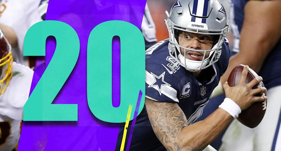 <p>Jason Garrett has been head coach since 2010 and hadn't ever fired an assistant during the season. That changed this week, but who knows if it'll fixes the Cowboys' problems. (Dak Prescott) </p>