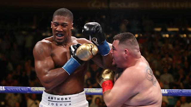 Eddie Hearn insists Anthony Joshua is determined to take on a rematch with Andy Ruiz Jr, who beat him in New York on June 1.