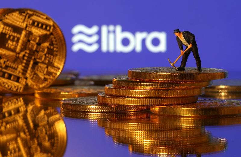 Libra casts a unique shadow over the crypto space; is it the best of Bitcoin and Tether in one? Here are 10 key takeaways from the whitepaper. | Source: REUTERS / Dado Ruvic