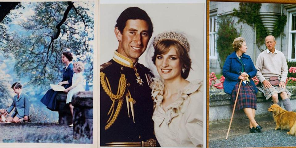 <p>The release of the royal Christmas card has come to be a much-beloved holiday tradition. Read on to see the evolution of the annual greeting, which has grown to include not only a new photograph but also a sweet message for warm wishes in the new year.<br></p>