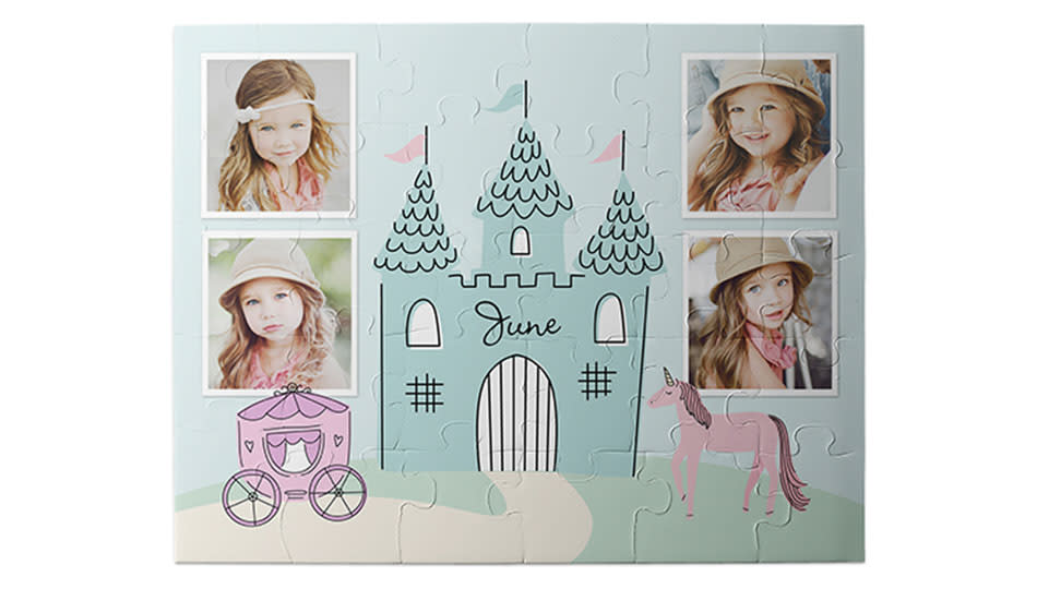 She'll love this cute puzzle. (Photo: Shutterfly)