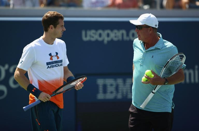 Andy Murray said the decision to part with coach Ivan Lendl was mutual