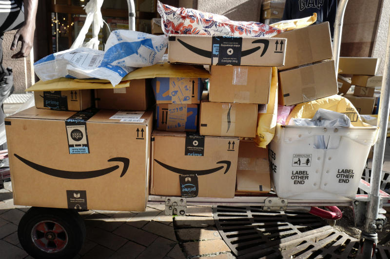 Prime Day Propels 68% Jump For Other Retailers 07/19/2019