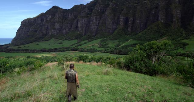 Hawaii is a guest star on both <em>Lost</em> and <em>Inhumans</em>. (Photo: ABC/Marvel)
