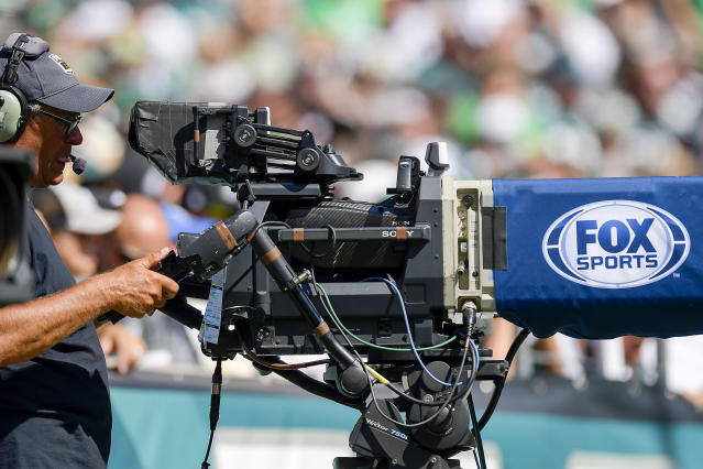 """Thursday Night Football"" is reportedly heading to Fox in 2018. (Getty Images)"