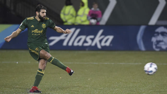 <p>Argentine midfielder Diego Valeri is the highest paid player on the Portland Timbers roster in 2017. He has been with the team since 2013 and was an MLS Cup champion in 2015, as well as a former 'Newcomer of the Year' award winner.</p> <br><p>Former Aston Villa, Birmingham and West Brom defender Liam Ridgewell is also still with the Timbers after first heading stateside in 2014 and will earn $615,000 this season.</p>