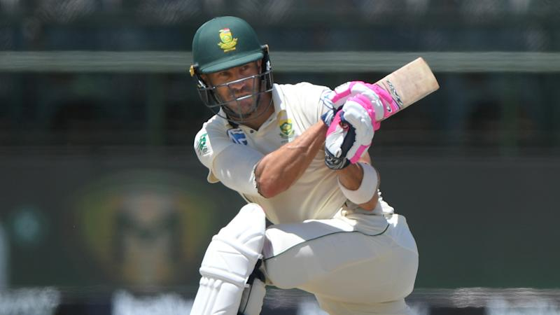 South Africa captain Du Plessis 'sad' but admits day five was 'so special'
